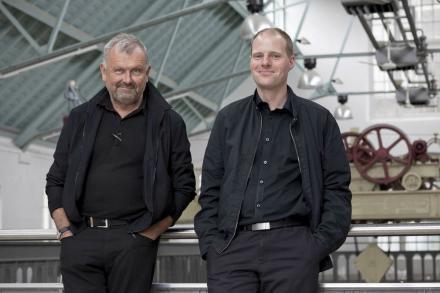 Jan Pesman en Jeen Pot, Foto Cepezed Leo van Woerkom