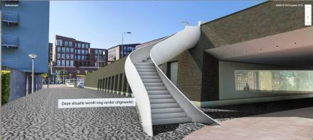 Nieuwbouw Sebastiaansbrug Delft vertraagd