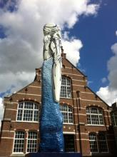 Aquarius 2012 door Erik de Jong
